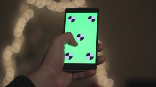 Veeg  / Scrollbeweging Voor Android Telefoon