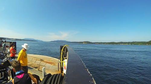 Ferry Timelapse