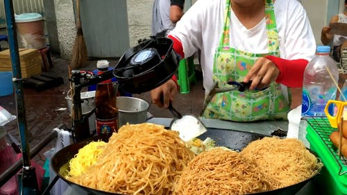 Street Food Noodles