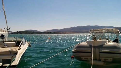Watercrafts Docked