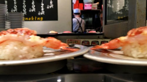 Rotating Sushi Bar
