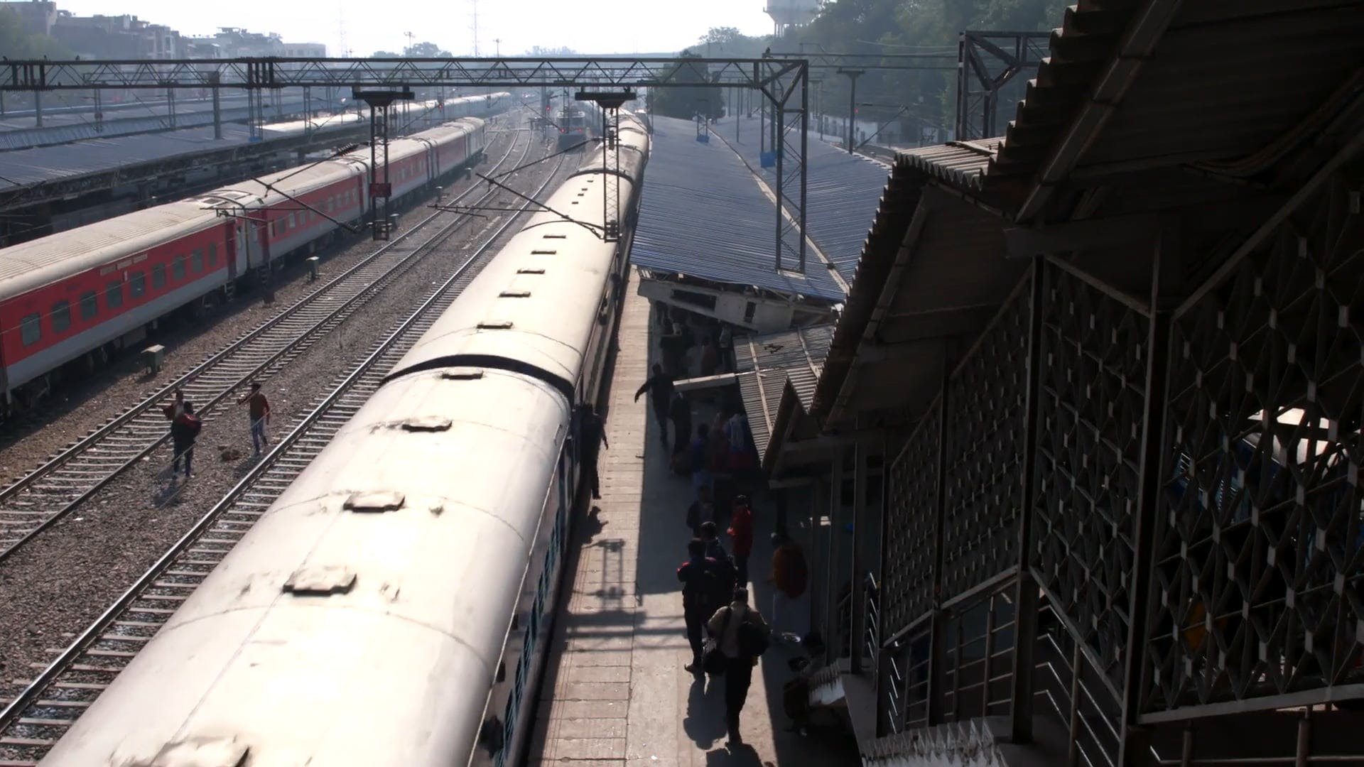 Video Of Train