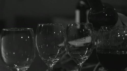 Pouring Of Wine