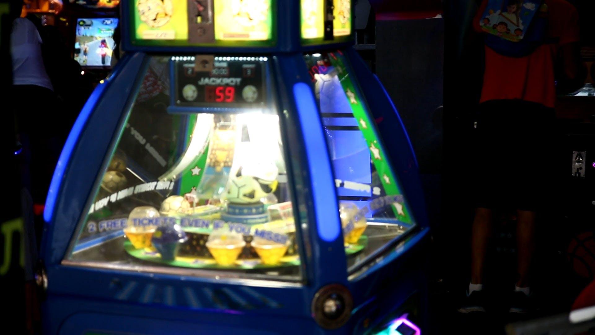 Amusement Center Game