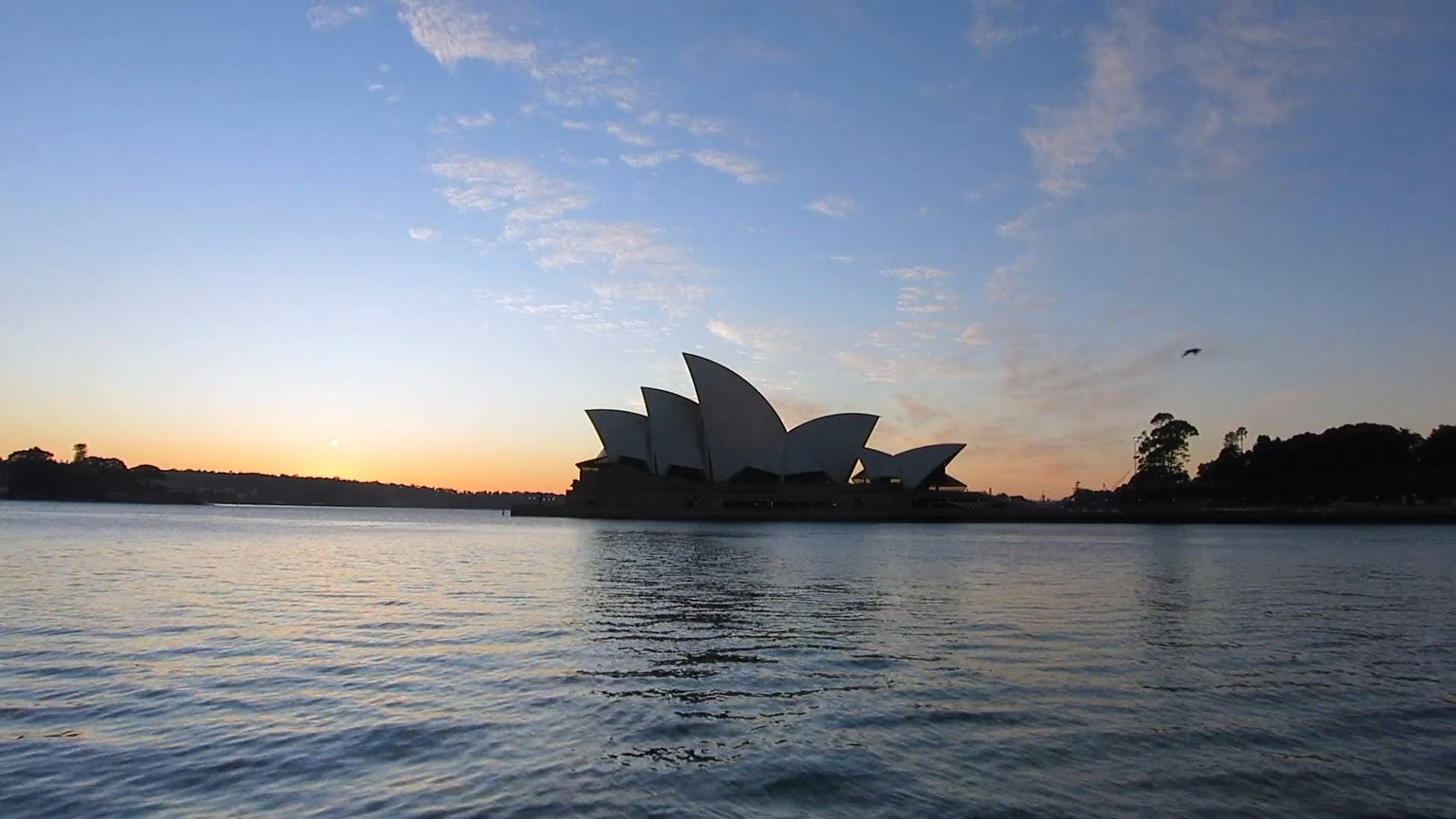 Sunrise Timelapse in Sydney