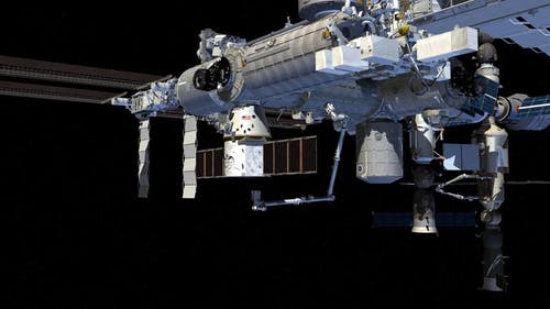 Video Of Bigelow Expandable Activity Module