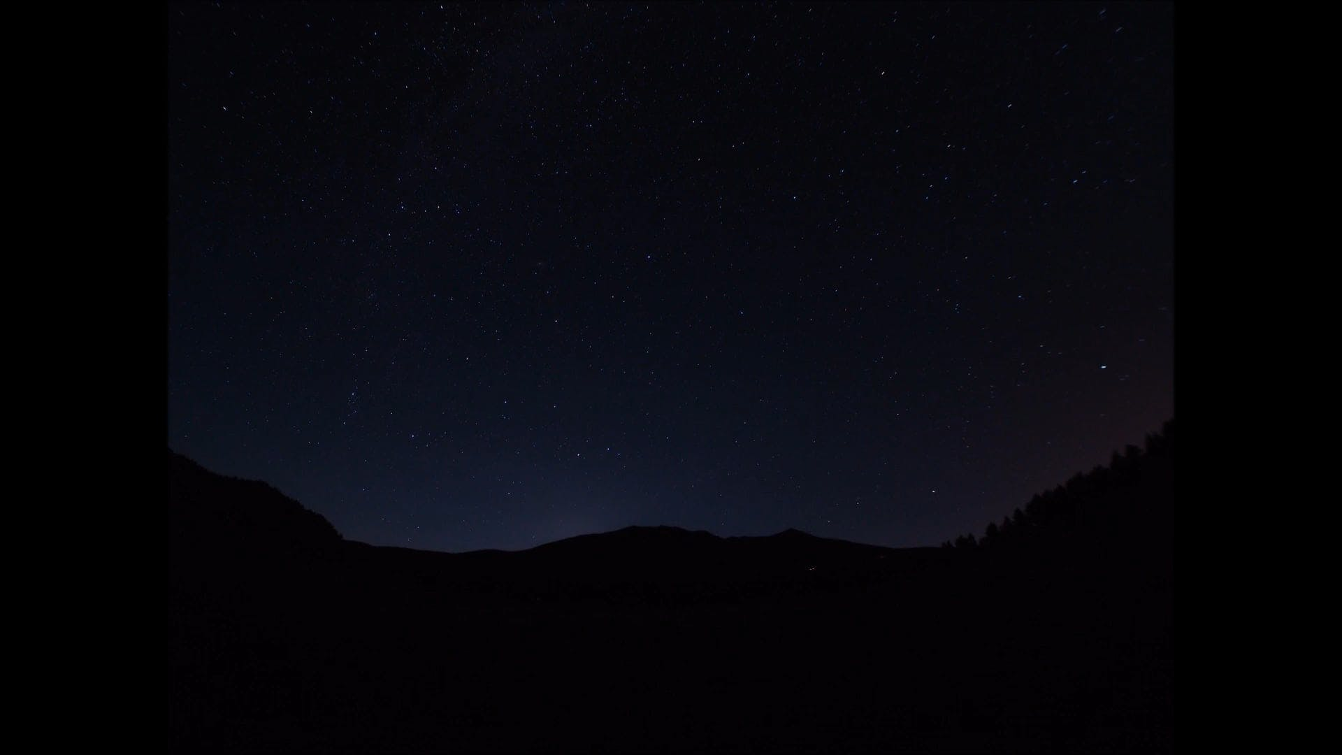 Time Lapse Video Of Night To Day
