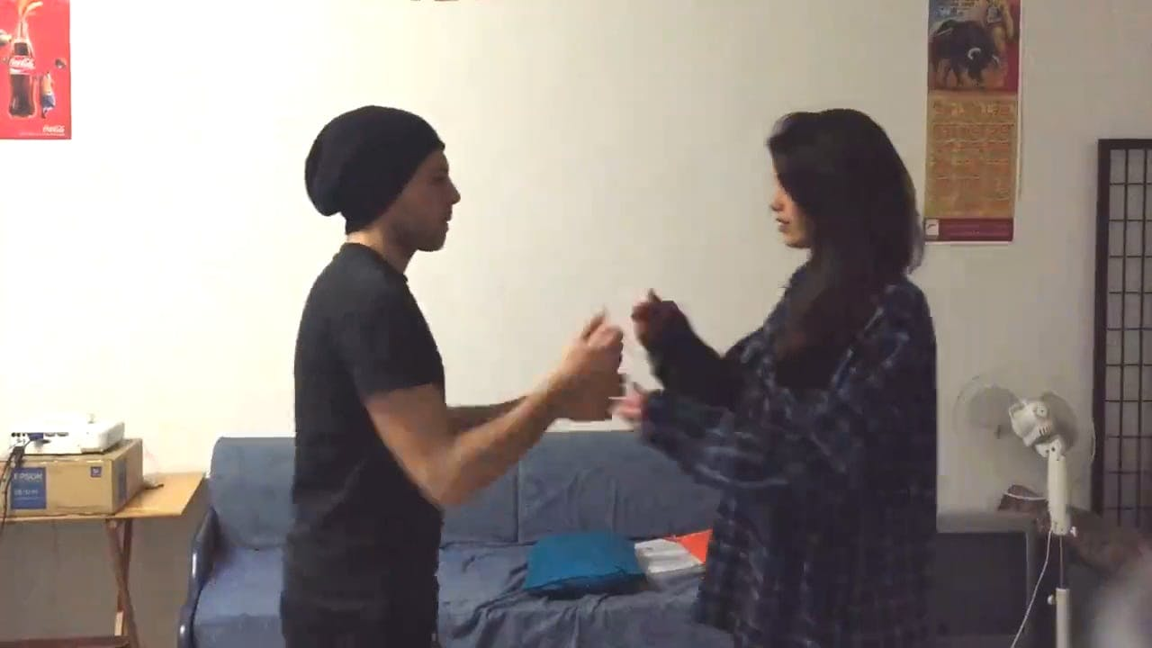 Video Of Couple Playing