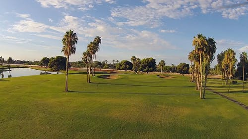 Video Of Golf Course