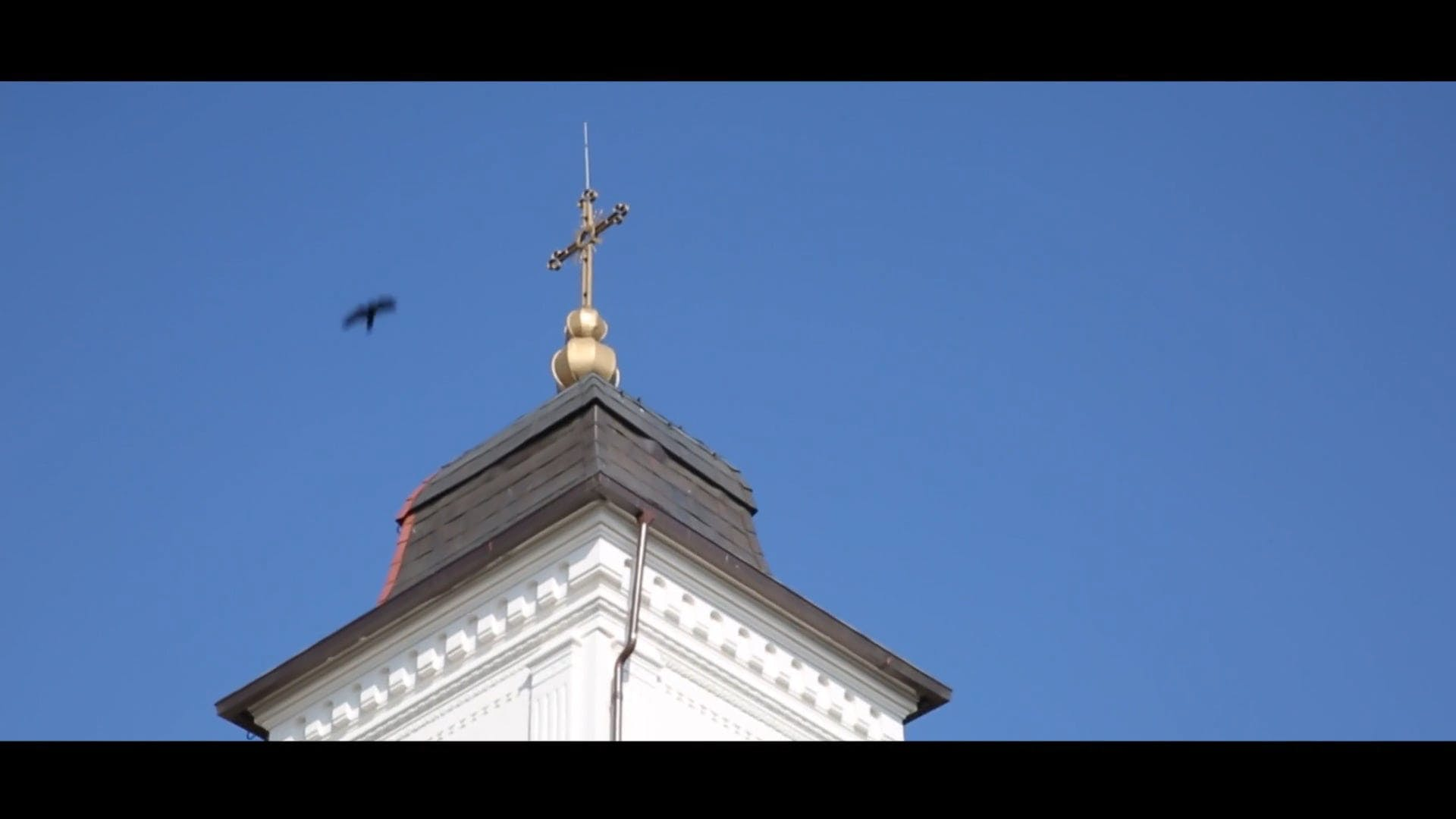 Video Footage Of A Church