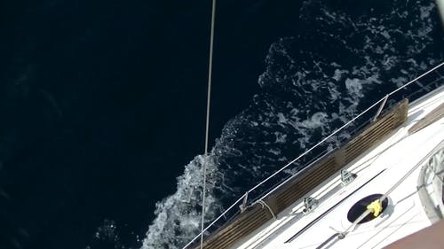 Sailing Boat Video