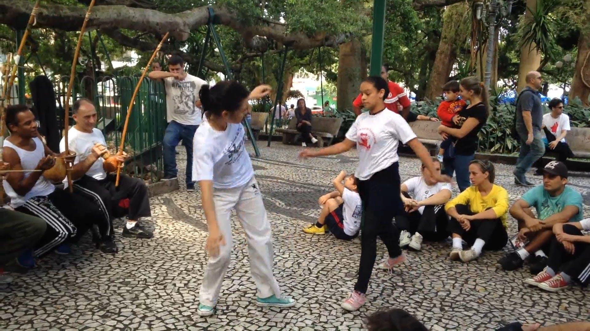 Capoiera Street Dance