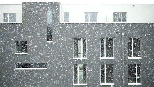 Snowy Video Footage