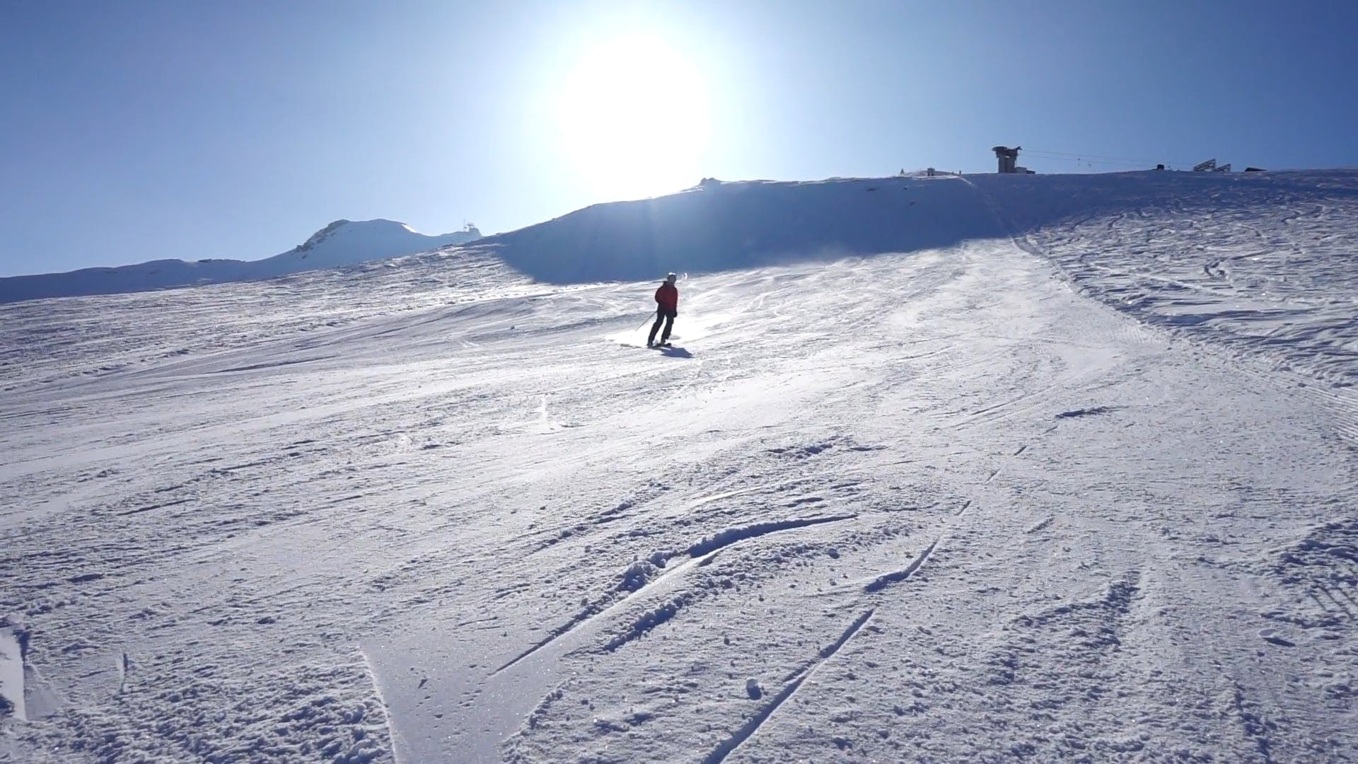 Man Skiing During Daytime
