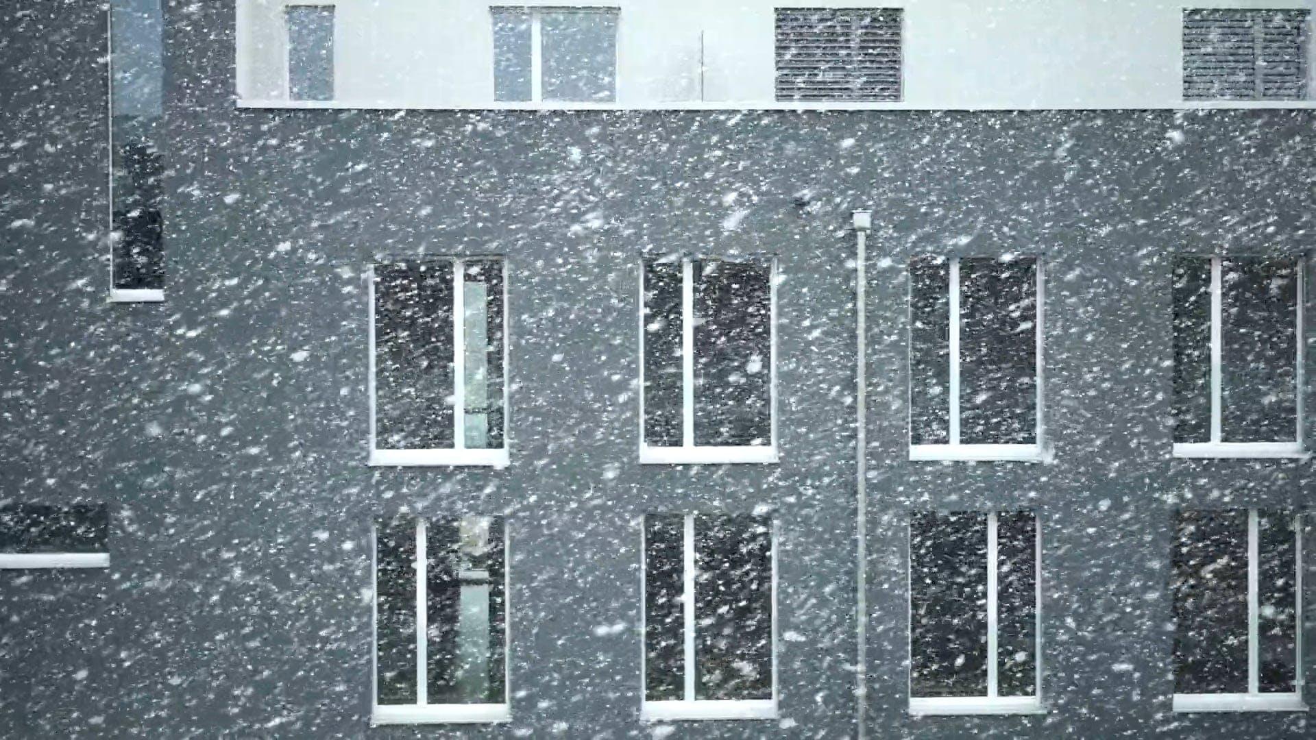 Winter Season In The City