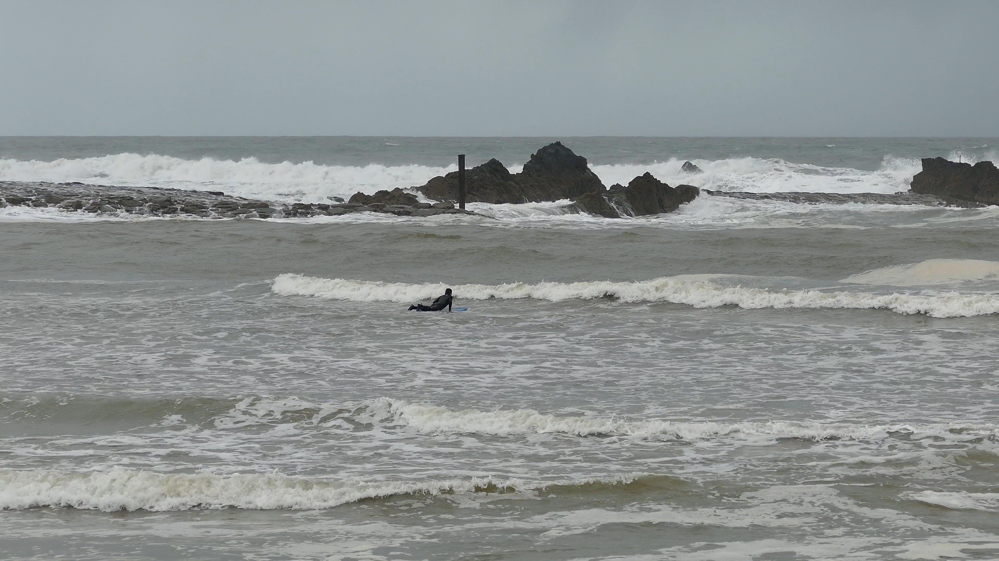 Daytime Surfing