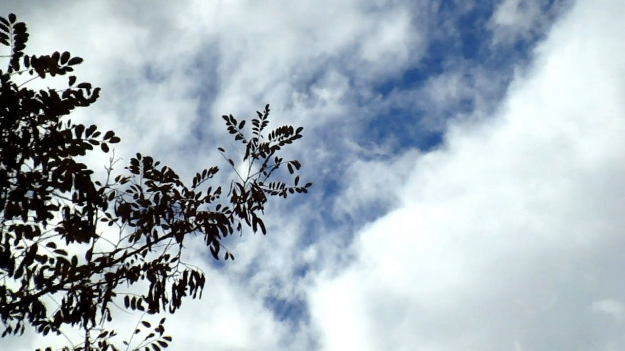 Time Lapse Video Of Blue Sky