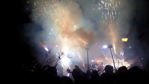 Free Fireworks Videos · Pexels