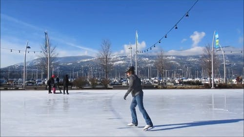 People Skating