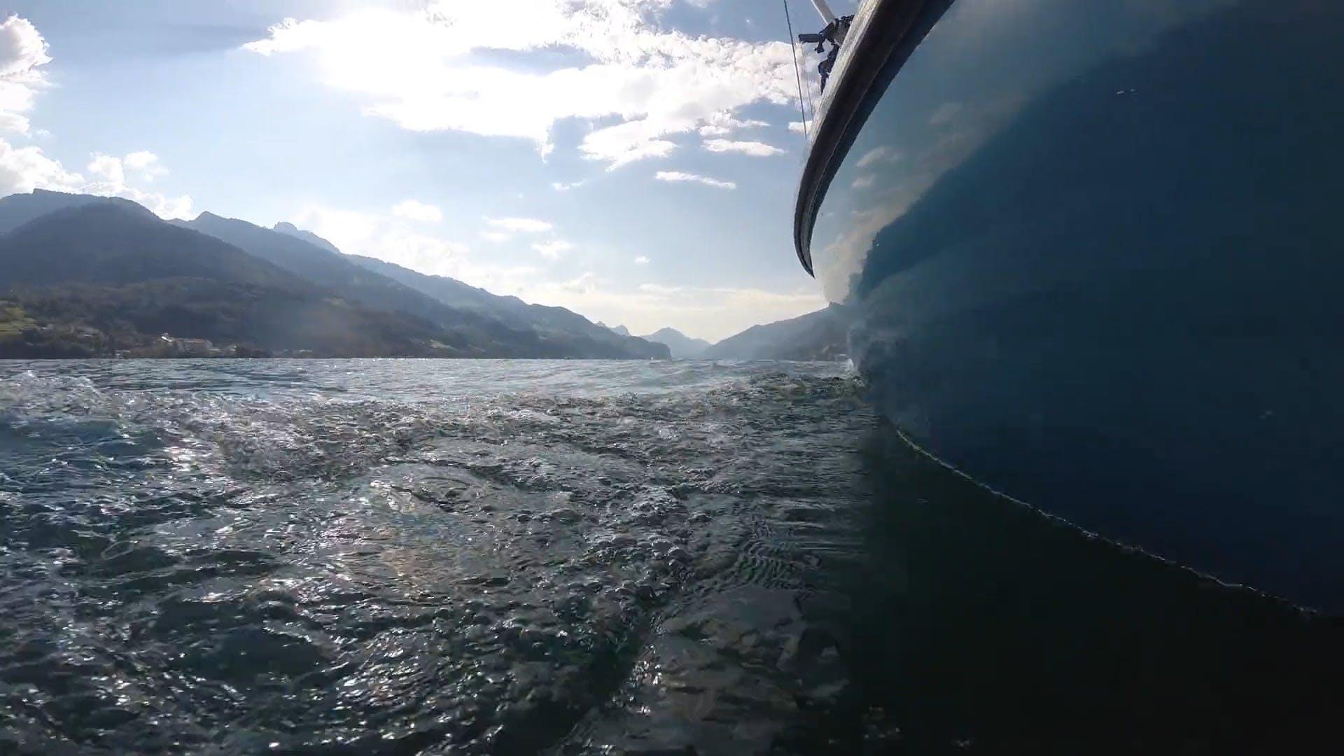 Fast Sailing Boat