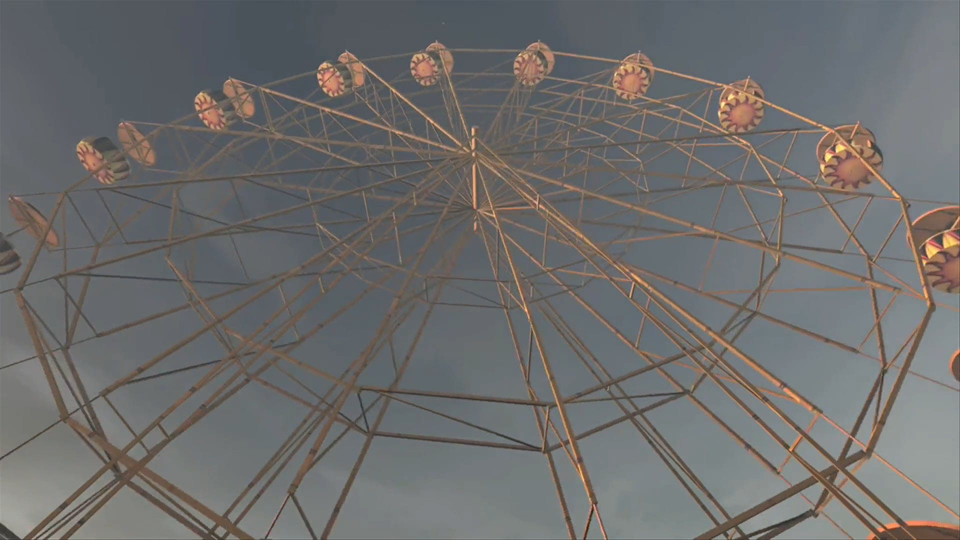Video Of Ferris Wheel