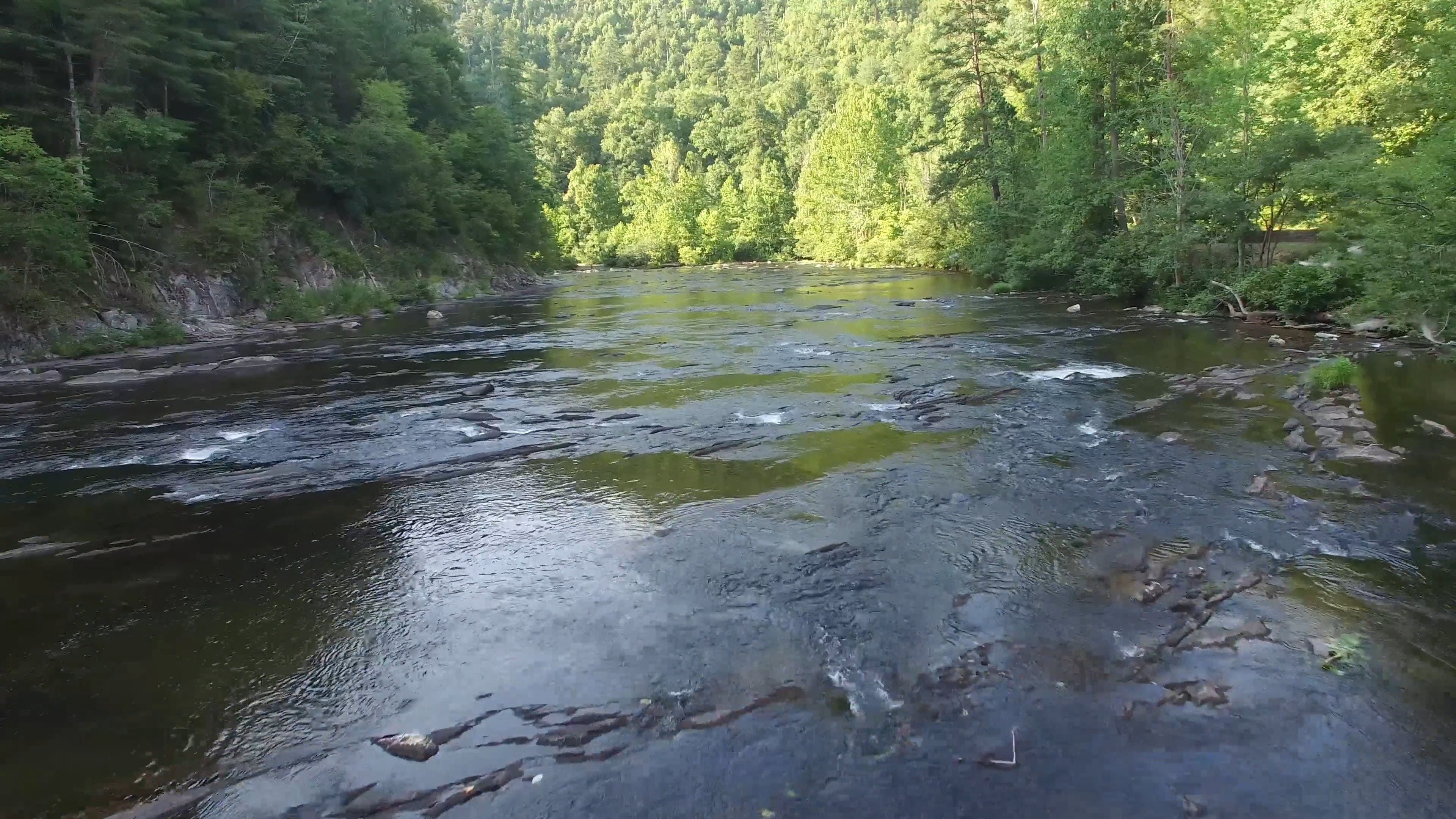 Video Shot Of River