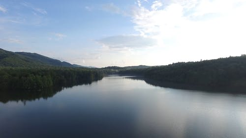 Video Of Tranquil River