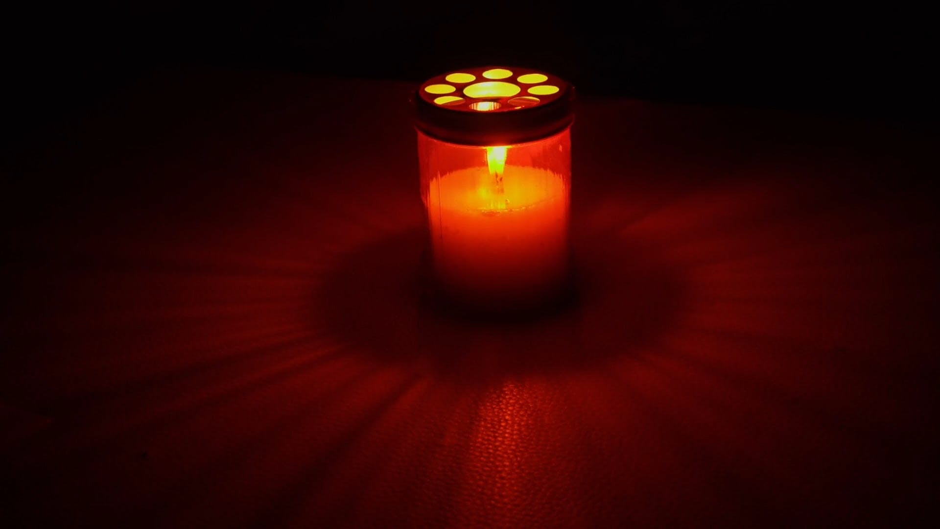 Video Of Candle