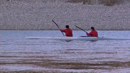 Couple's Kayaking