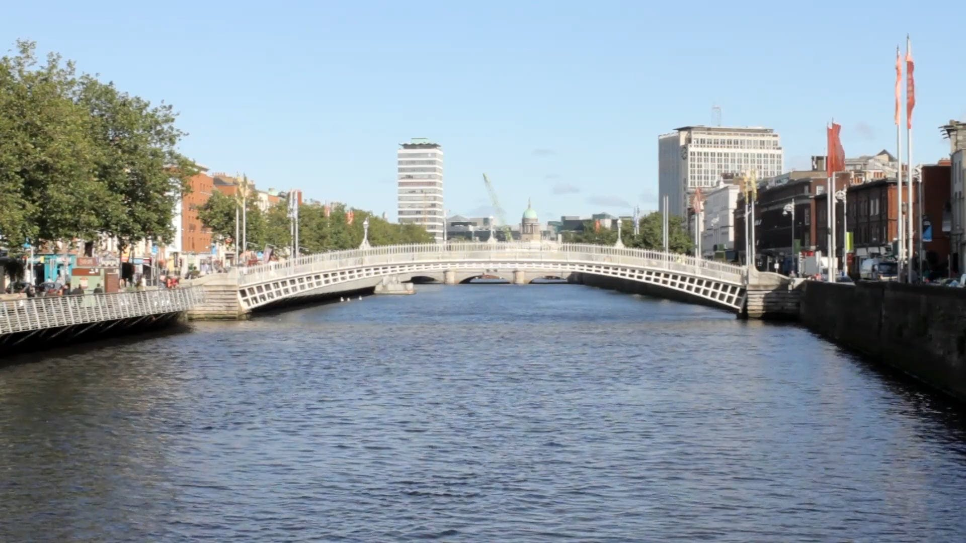 Video Of River AT The City