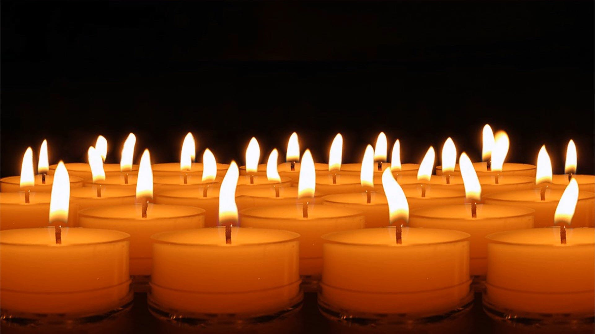 Video Of Lighted Candles