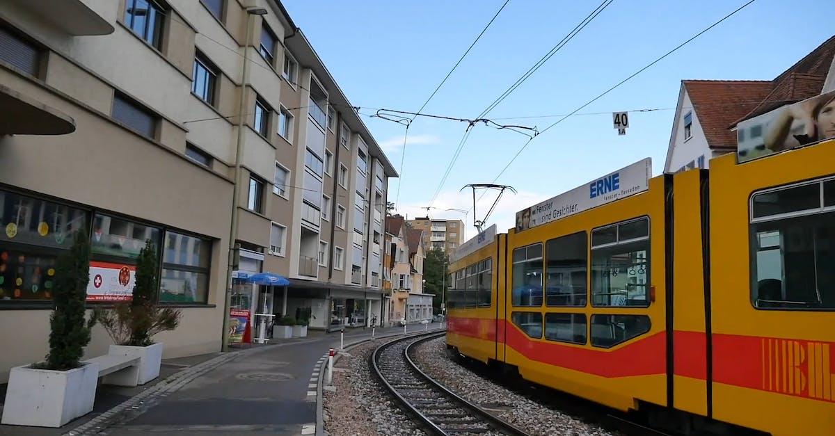 Трамвай гифка