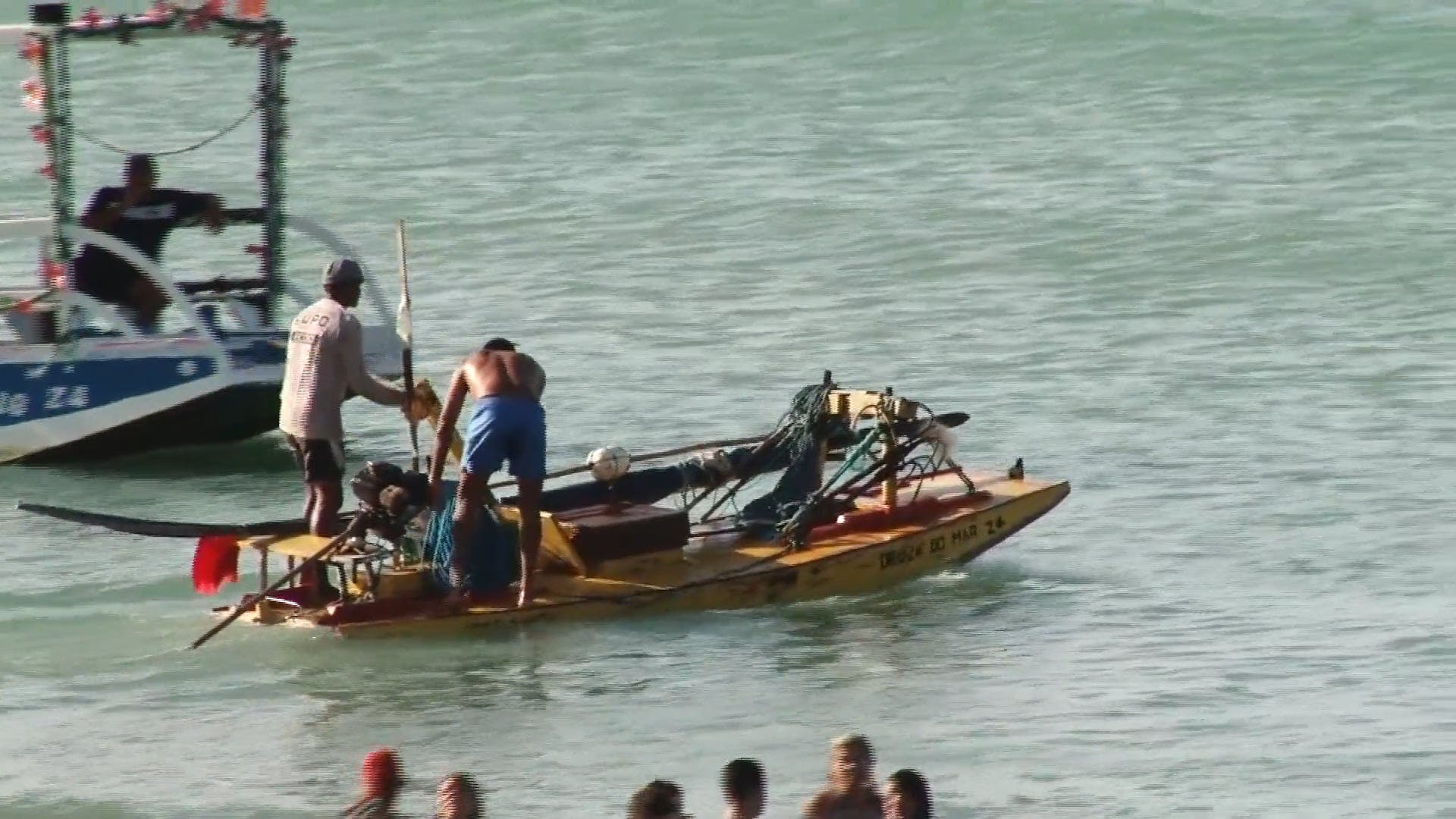 Footage Of Fishermen
