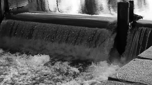 Water Flowing