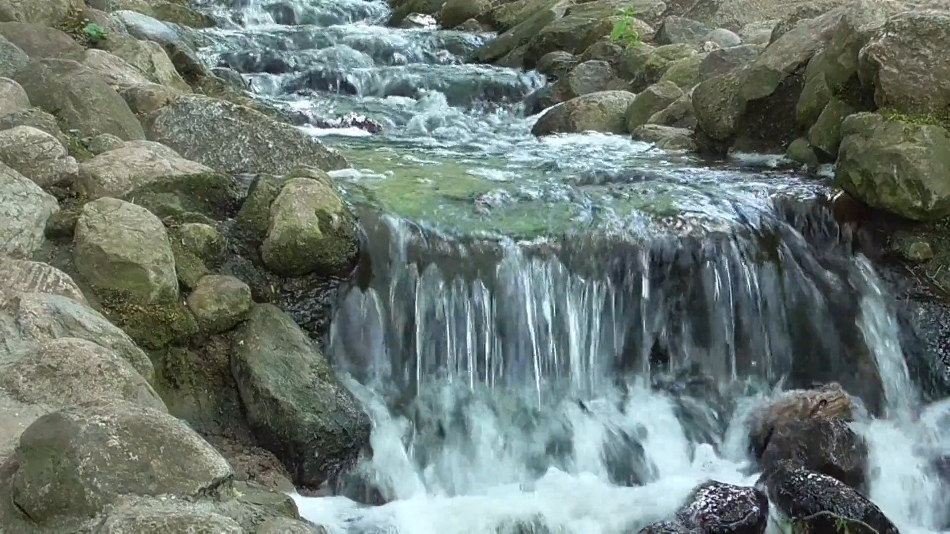 Waterfalls Footage