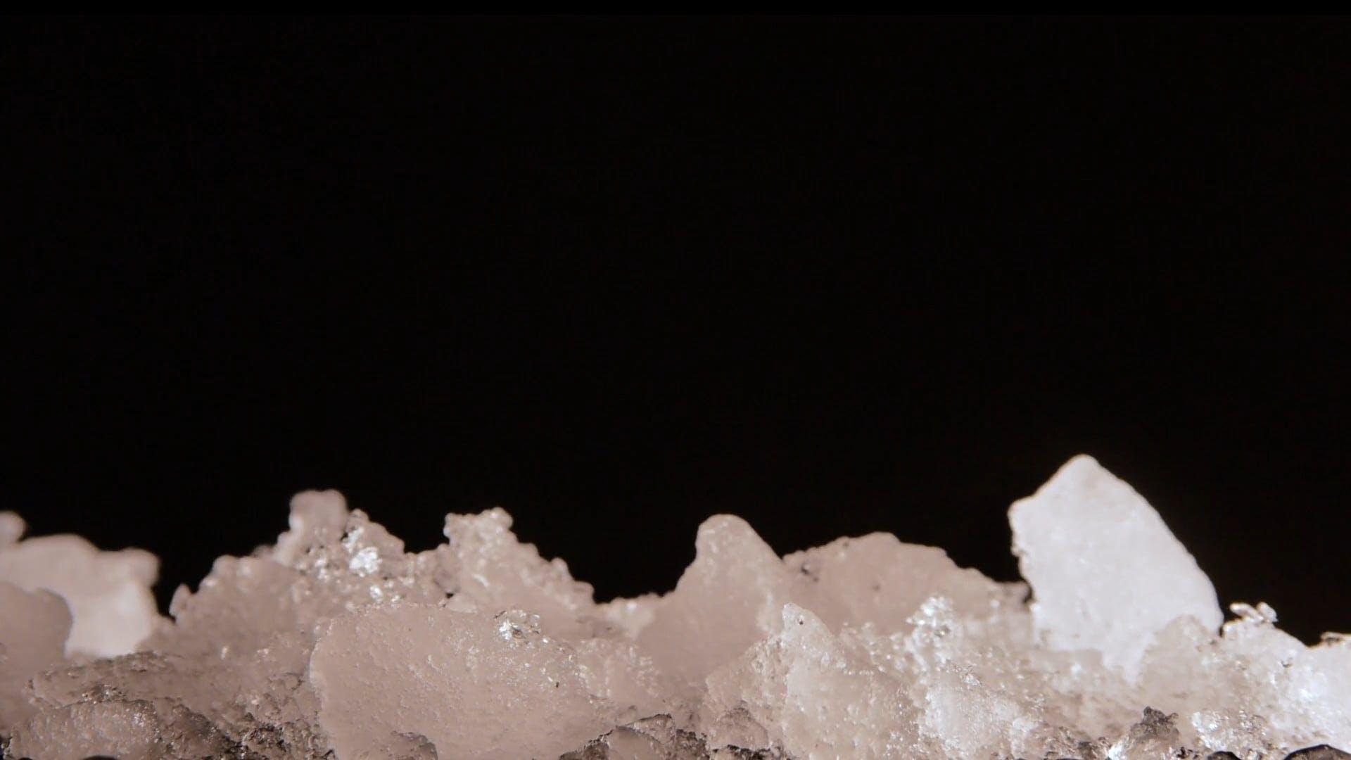 Footage Of Melting Ice