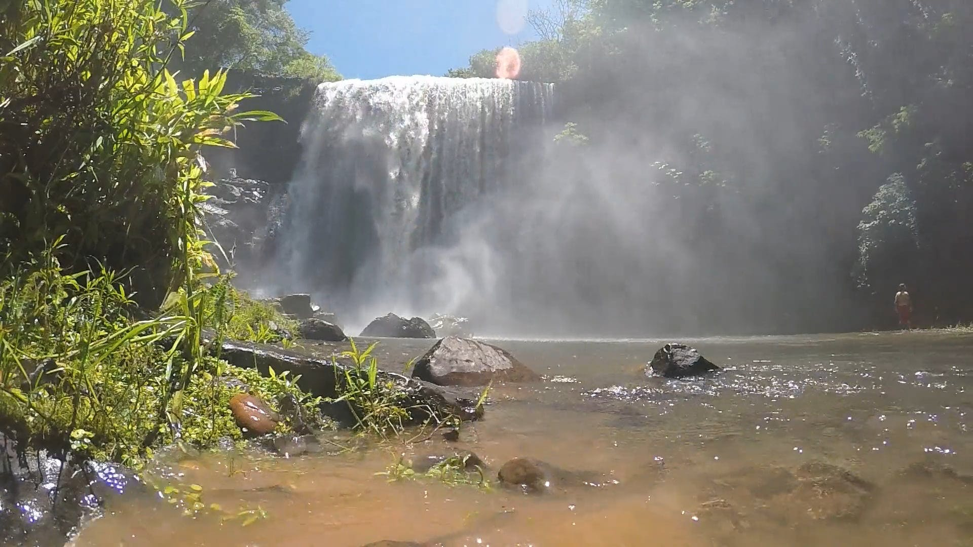 Video Footage Of Waterfalls