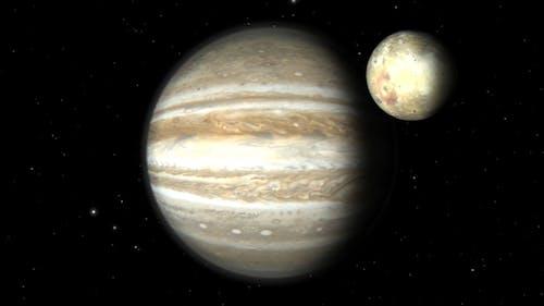 Planets Revolving