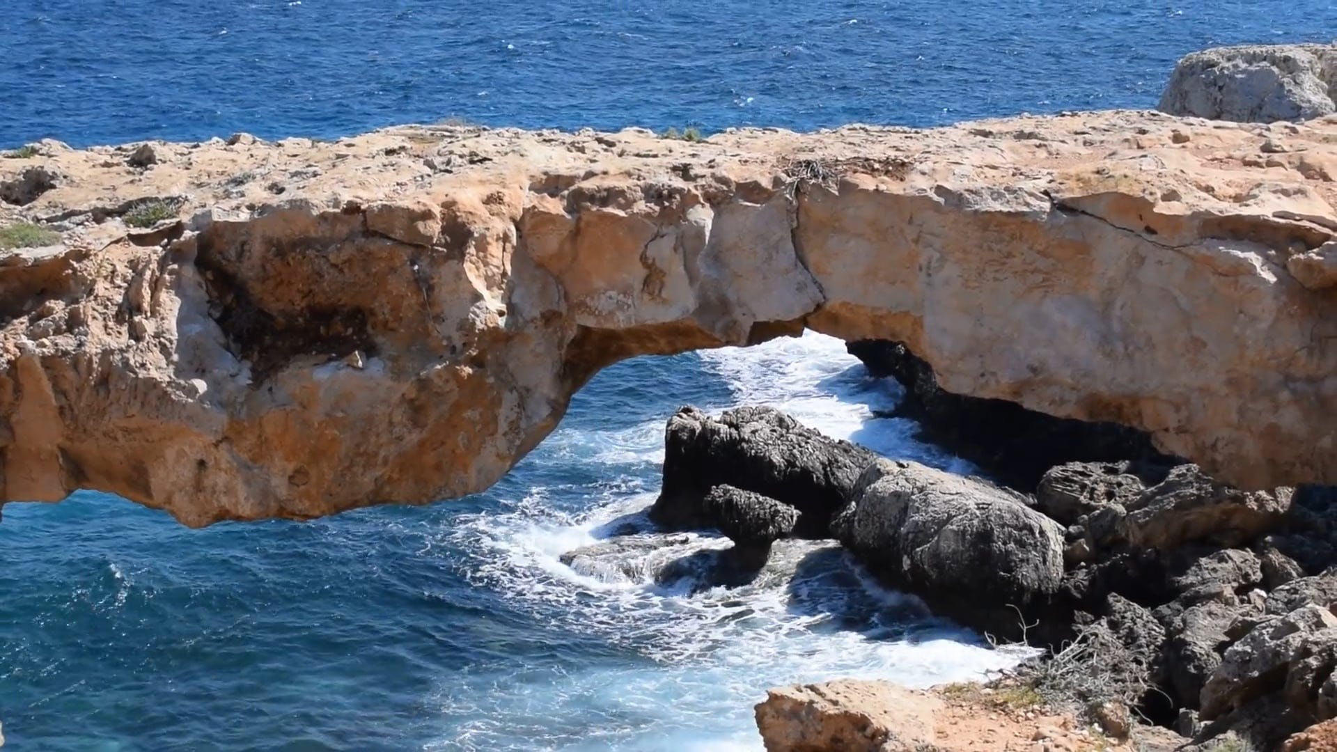 Cape Greco Island