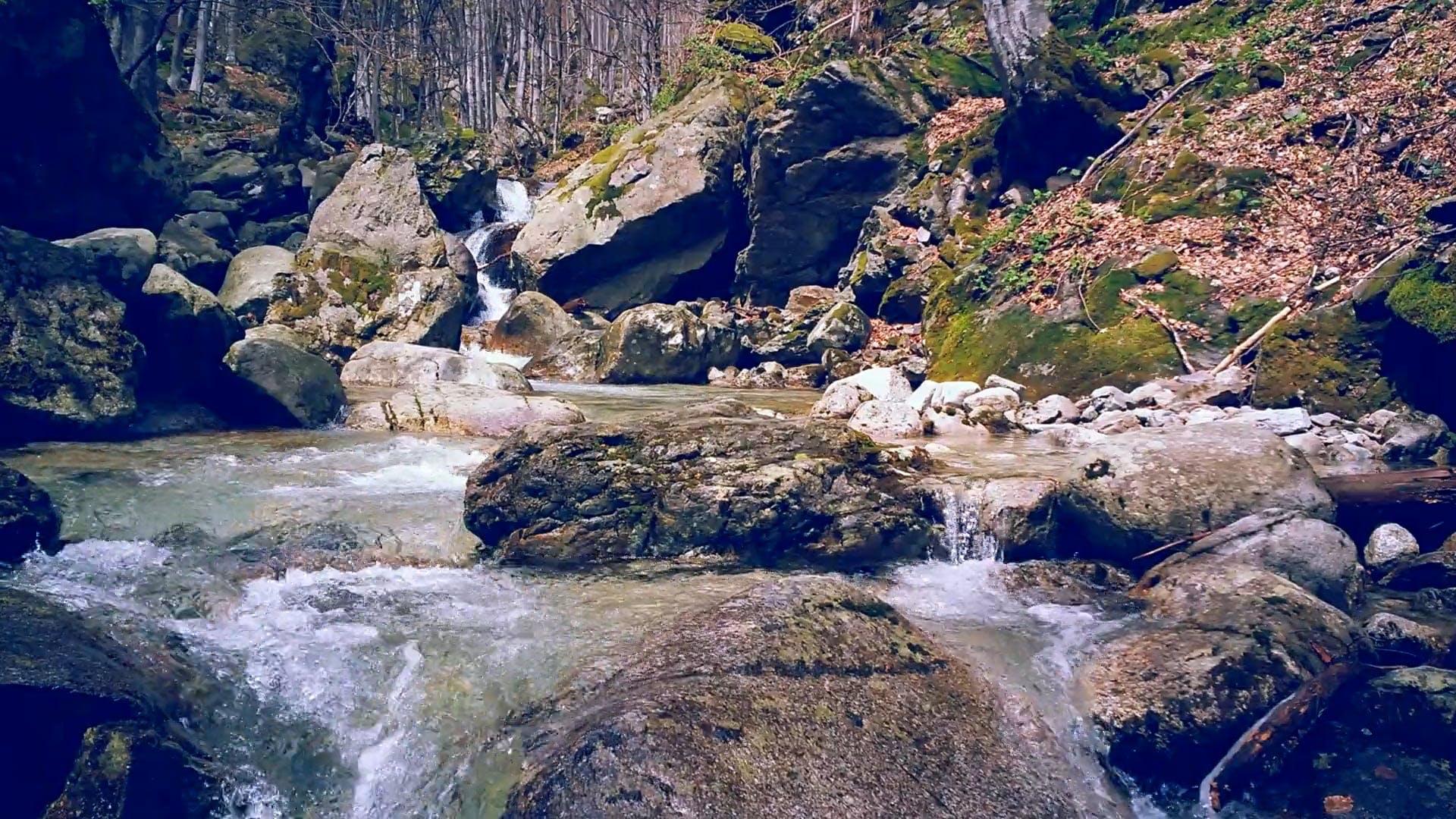 Clean Water Flowing