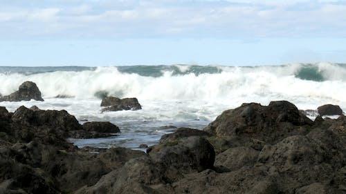 Big Strong Waves