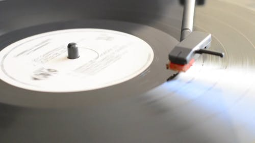 Playing Music Using Turntable