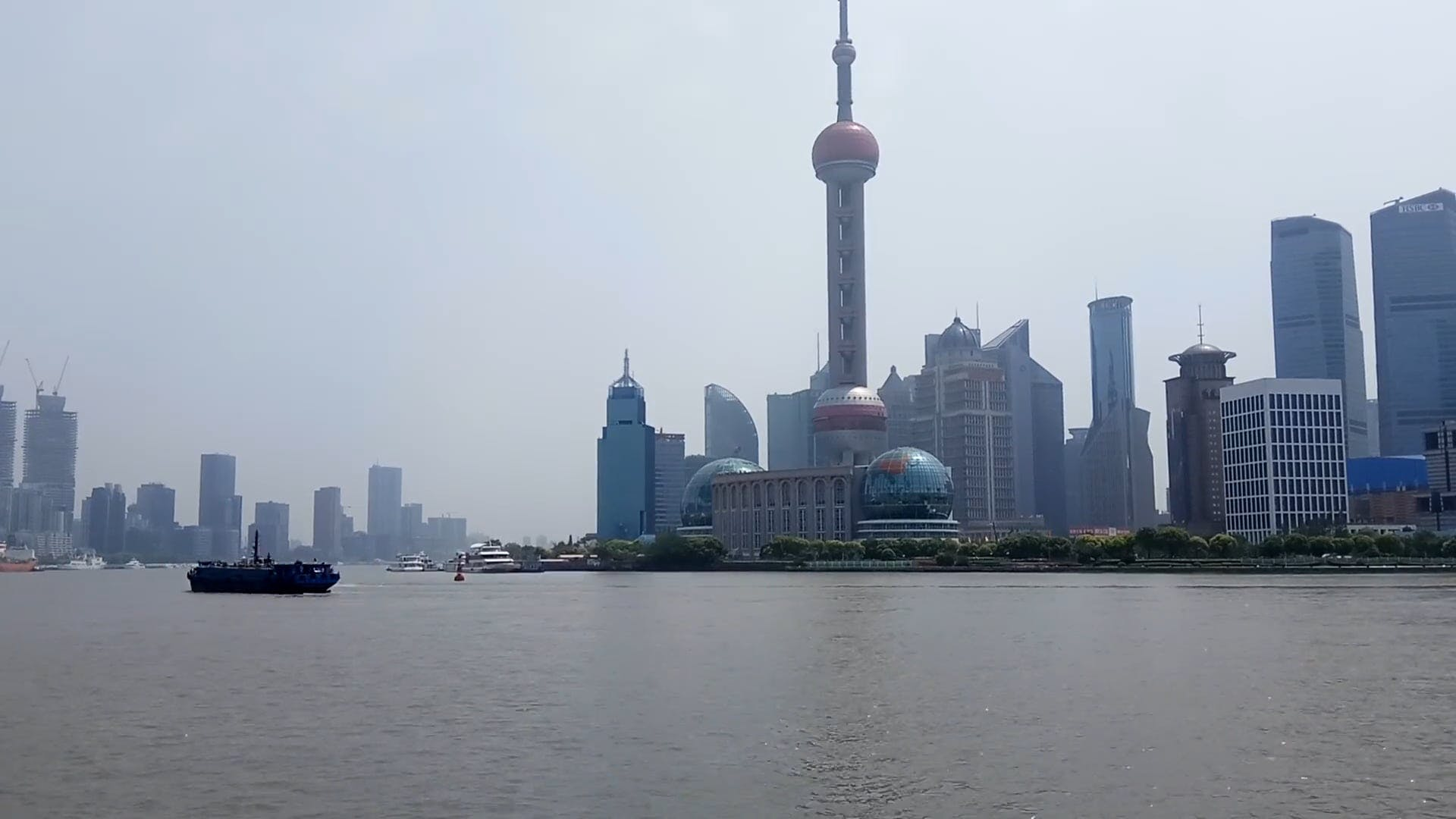 Pudong Skyscrapers