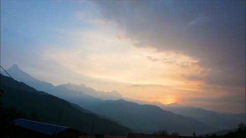 Time Lapse Sunrise