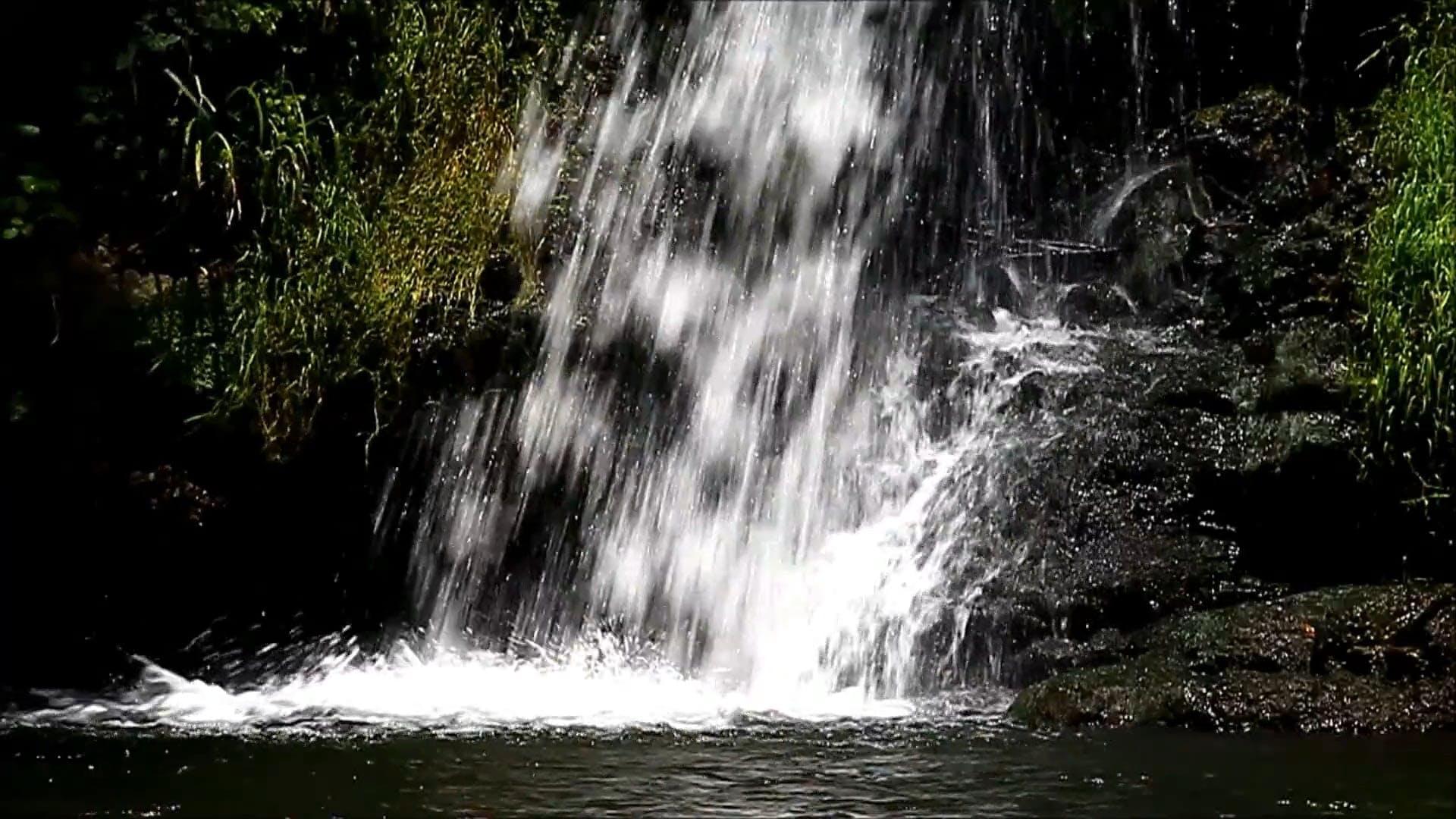 Nature's Cascade