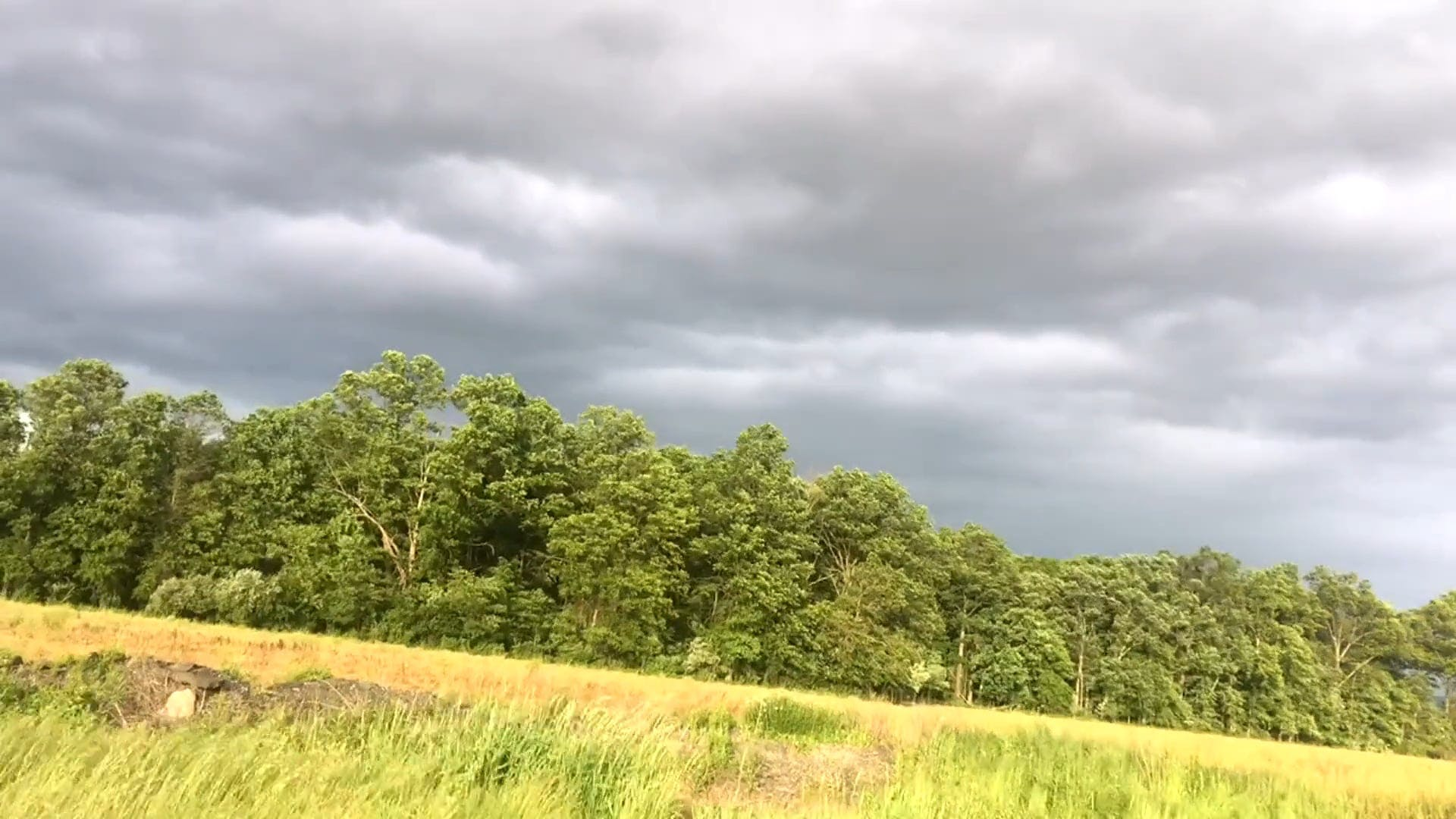 Time Lapse Video Of Bad Weather