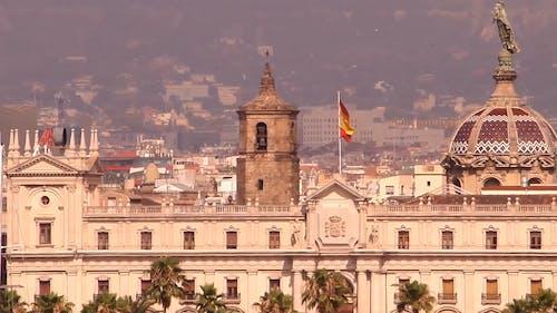Old Building In Spain