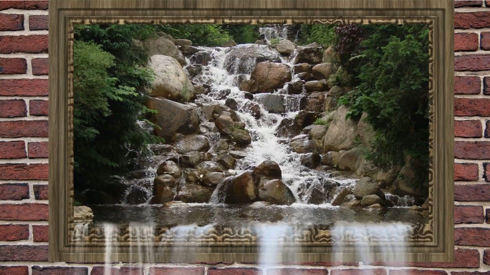 Waterfalls Frame
