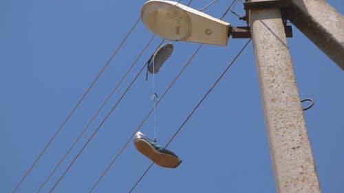 Shoe Tossing