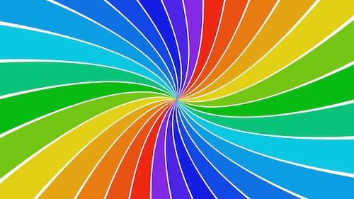 Color Del Arco Iris